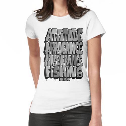 Fischerei Einstellung Frauen T-Shirt