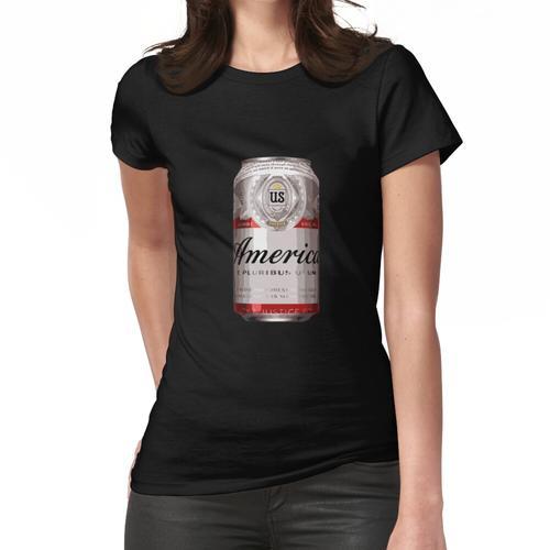 Amerika - Bier Frauen T-Shirt