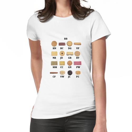 Britische Kekse Frauen T-Shirt