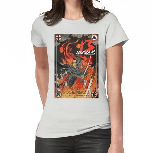 13 Assassinen Frauen T-Shirt