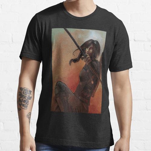 Der Mockingjay Essential T-Shirt