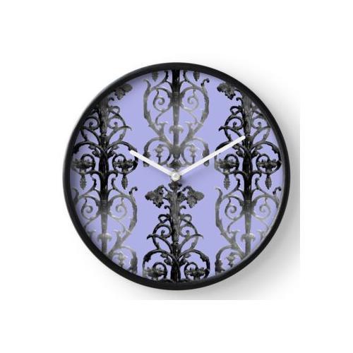 gotisches Eisen Uhr