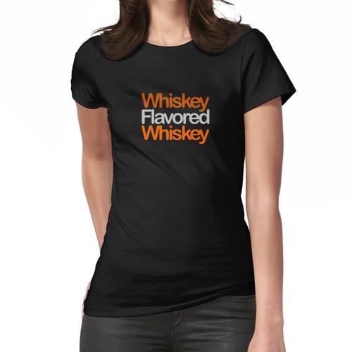 Whisky-aromatisierter Whisky Frauen T-Shirt