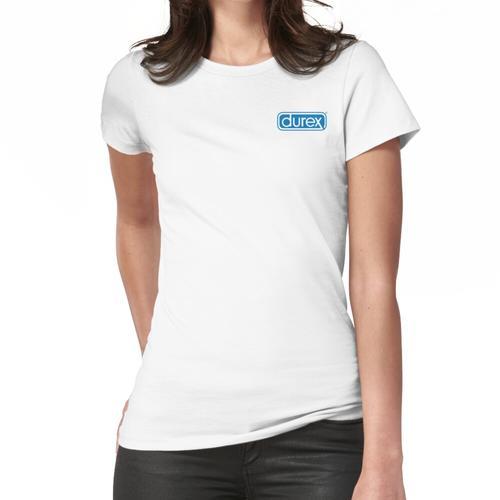 Kleine Durex Frauen T-Shirt