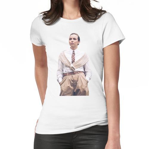 V Anzug Frauen T-Shirt