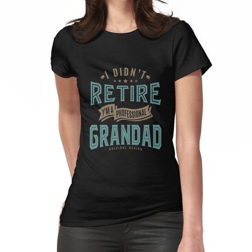 Professionelle Opa Frauen T-Shirt