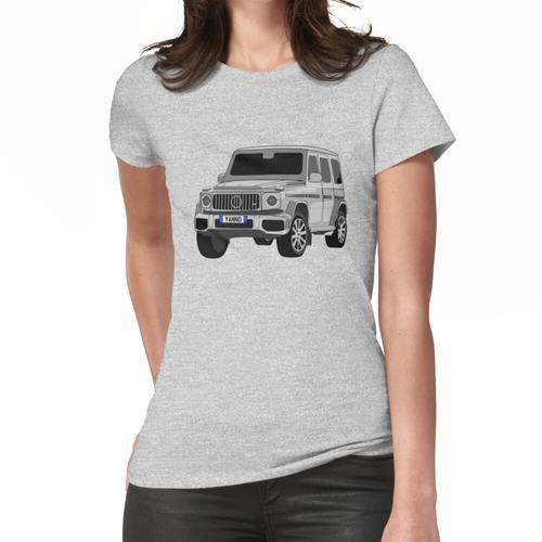 Geländewagen 4x4 Geländewagen Frauen T-Shirt