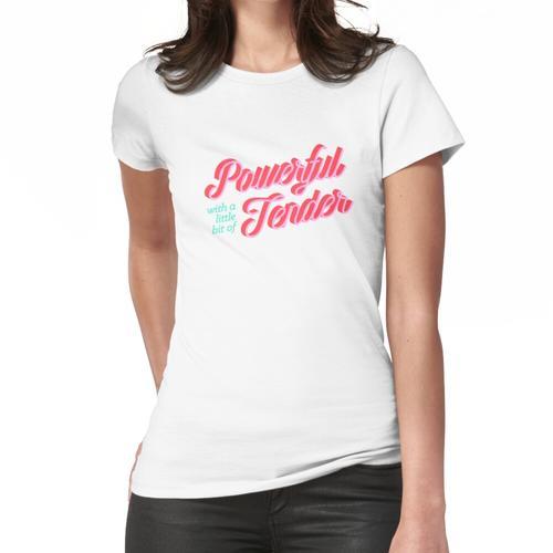 Leistungsstark / Ausschreibung Frauen T-Shirt