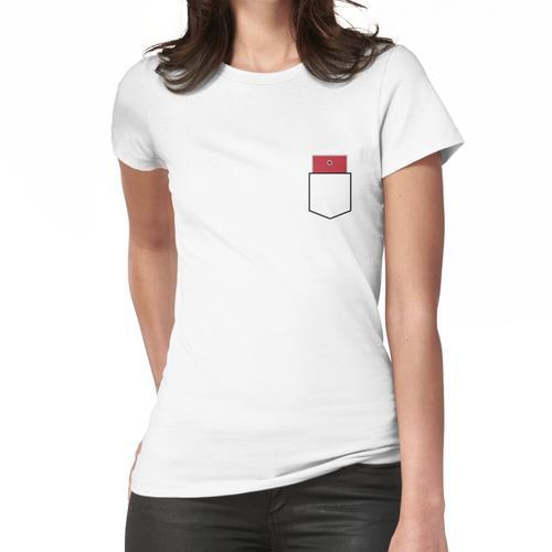 Ihr Betriebssystem in der Tasche Frauen T-Shirt