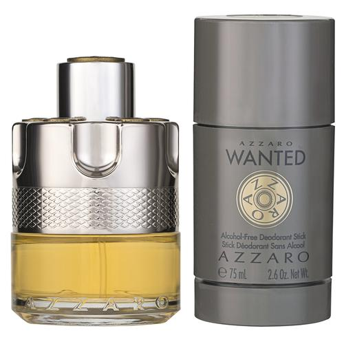 Azzaro Wanted EDT Geschenkset EDT 100 ml + 100 ml Duschgel
