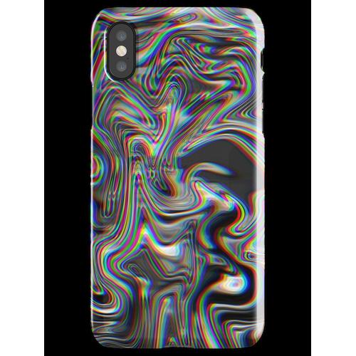 Funkwellen-Reise iPhone X Handyhülle