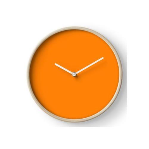 Orange Orange Uhr