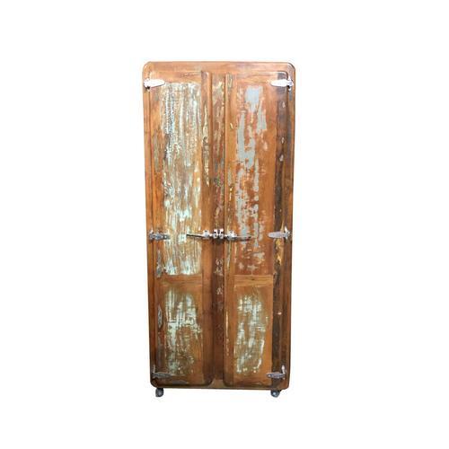 SIT Fridge Schrank - 2 Türen 2664-98 / B 80 x H 180 x T 40 cm