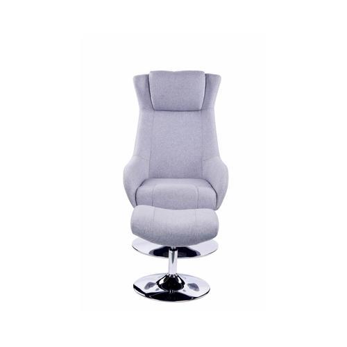 SIT Höhenverstellbarer Sessel inkl. Fusshocker 2455-24 / B 71 x H