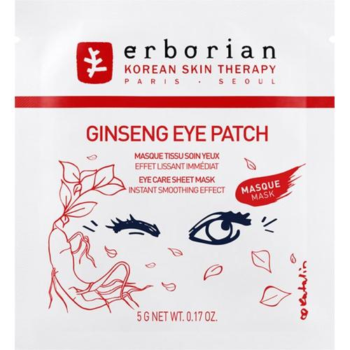 Erborian Ginseng Eye Patch Mask 5 g Augenpads