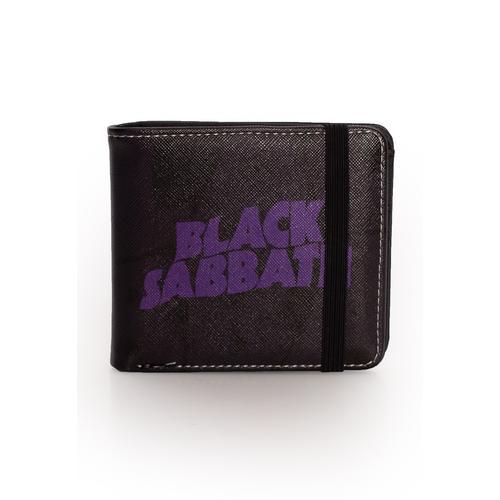 Black Sabbath - Logo - Portemonnaies