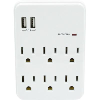 Metra Helios AC and USB Power Wall Tap