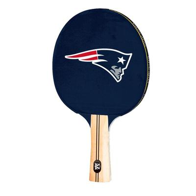 New England Patriots Logo Table Tennis Paddle