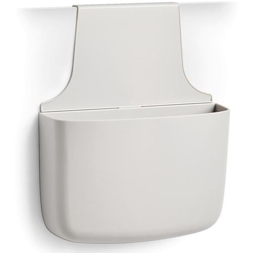 Zeller Present Aufbewahrungstasche, mit Aufhänger grau Aufbewahrungstaschen Aufbewahrung Ordnung Wohnaccessoires Aufbewahrungstasche