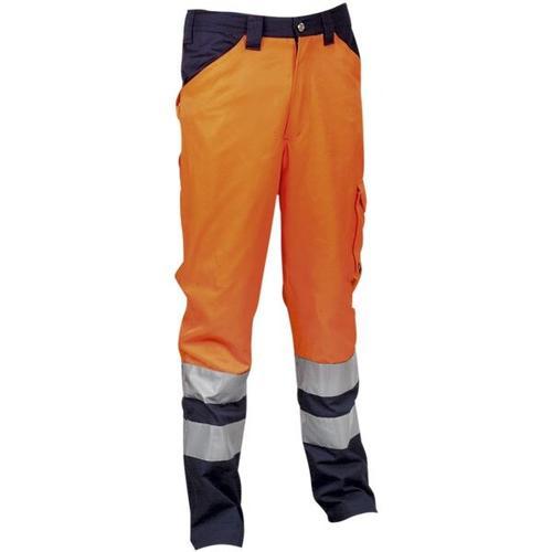 Warnschutz-Bundhose »ENCKE« Größe 3XL blau, Cofra