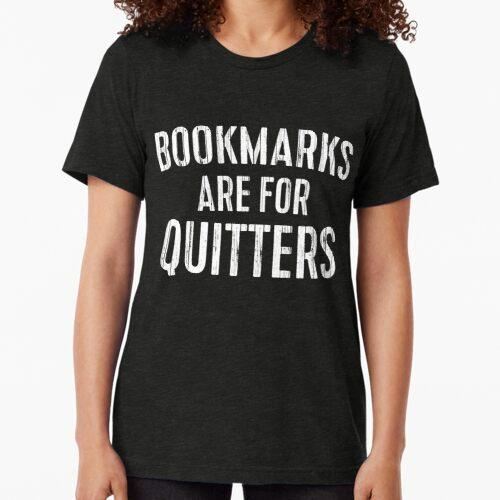Lesezeichen sind für Quitscher Vintage T-Shirt