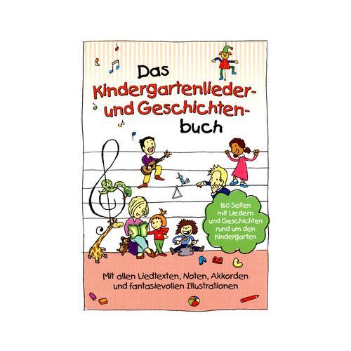 Lamp und Leute Kindergartenliederbuch