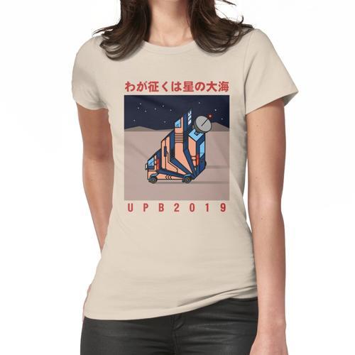 uni Paderborn upb Frauen T-Shirt