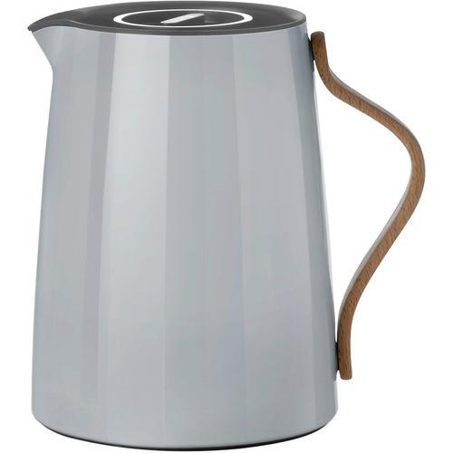 Stelton Teekanne Emma, 1 l grau Kannen Geschirr, Porzellan Tischaccessoires Haushaltswaren