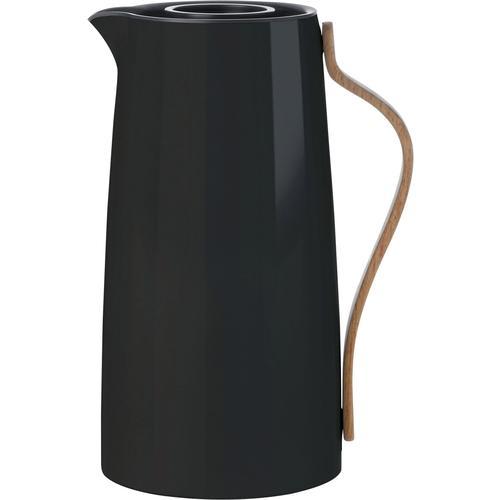 Stelton Isolierkanne Emma, 1,2 l schwarz Kannen Geschirr, Porzellan Tischaccessoires Haushaltswaren