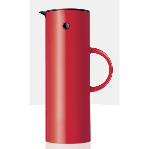 Stelton Isolierkanne EM 77, 1 l, glänzend rot Kannen Geschirr, Porzellan Tischaccessoires Haushaltswaren