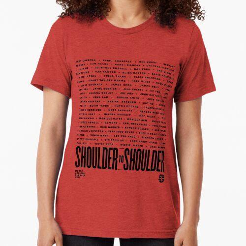 Schulter an Schulter Vintage T-Shirt