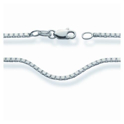 Halskette Silber 60 cm