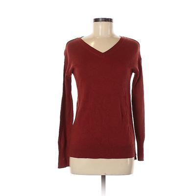 A New Day Pullover Sweater: Burg...