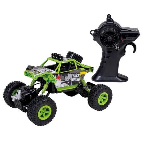 Happy People Ferngesteuertes Spielzeugauto Rock Rhino