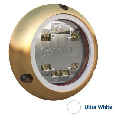 """""""OceanLED Flashlights Sport S3166S Underwater LED Light - Ultra White Model: 012102W"""""""