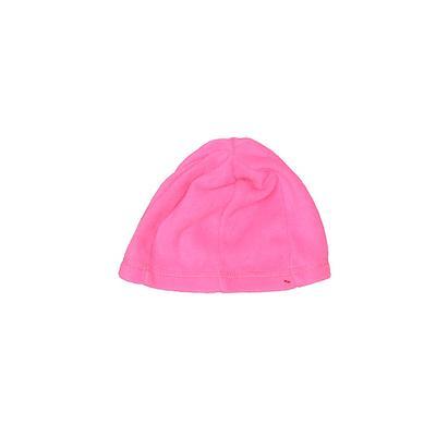 Beanie Hat: Pink Solid Accessori...