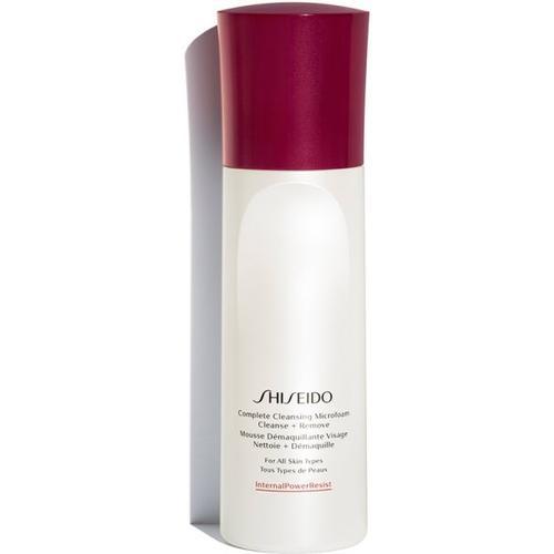 Shiseido Complete Cleansing Micro Foam 180 ml Reinigungsschaum