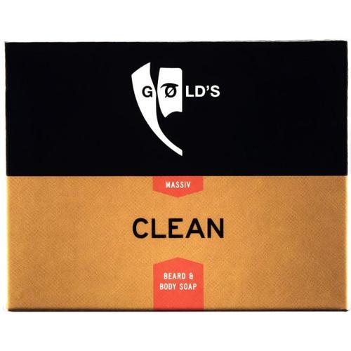 Gøld's Massiv Clean Beard & Body Soap 100 g