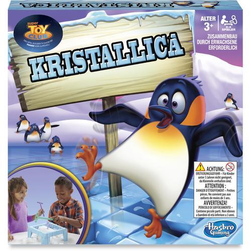Hasbro Spiel Kristallica bunt Kinder Ab 3-5 Jahren Altersempfehlung