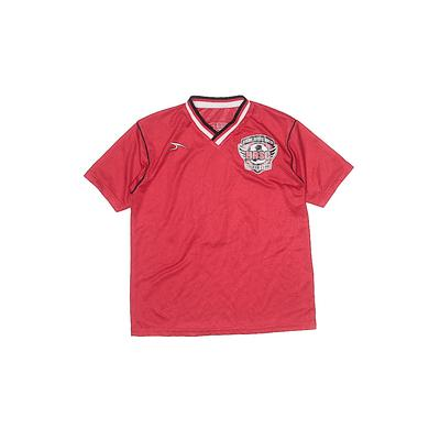 Score Active T-Shirt: Red Sporti...