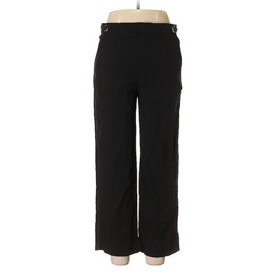 Assorted Brands Casual Pants – High Rise: Black Bottoms – Size 34