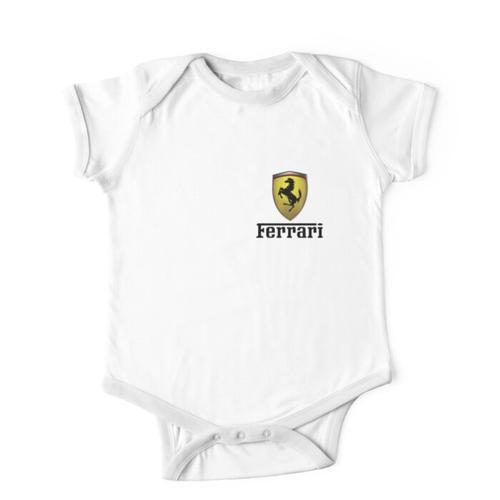 Ferrari Kinderbekleidung