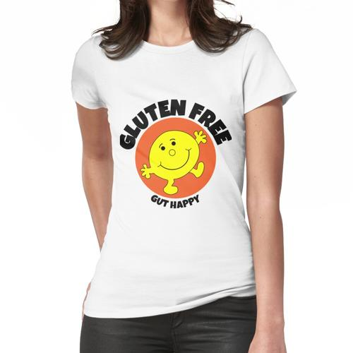Glutenfreies Gut Happy T-Shirt - Glutenfreies Gut Happy T-Shirt - Glutenfreies Gut Ha Frauen T-Shirt