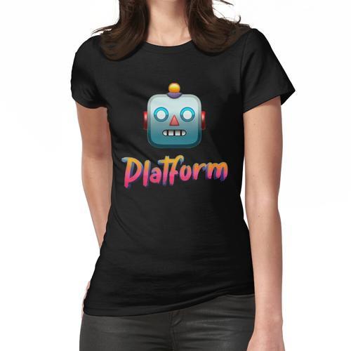 Plattform Frauen T-Shirt
