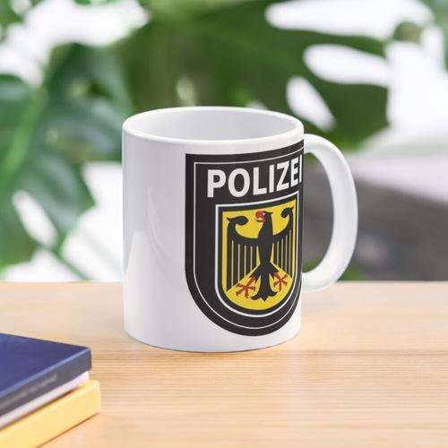 Bundespolizei Tasse