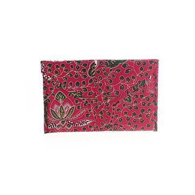 Assorted Brands Clutch: Pink Print Bags
