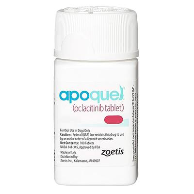 Apoquel For Dogs (3.6 Mg) 20 Tablet