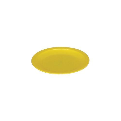 Kristallon Teller gelb 23cm, Packungsinhalt: 12 Stück