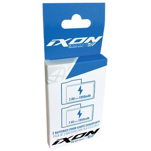 Ixon IT Batterie Set, schwarz