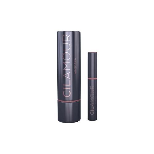 Cilamour Make-up Augen Mascara Schwarz 8 ml